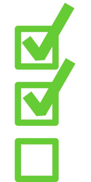PQQ Checklist