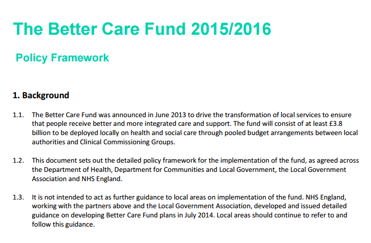 better-care-fund