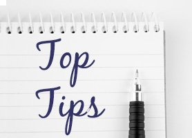 Top Tips Writing