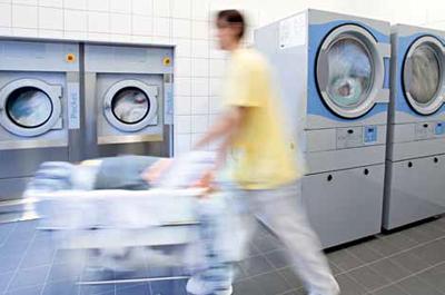 Managed laundry
